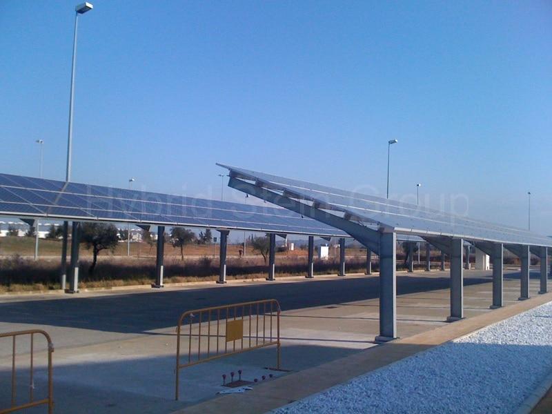Central Solar de 120 kW