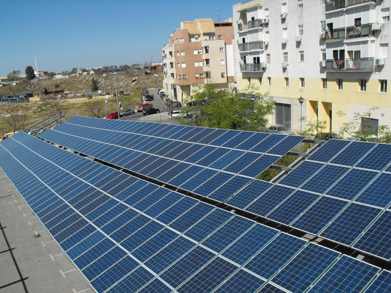 Central Solar de 300 kW