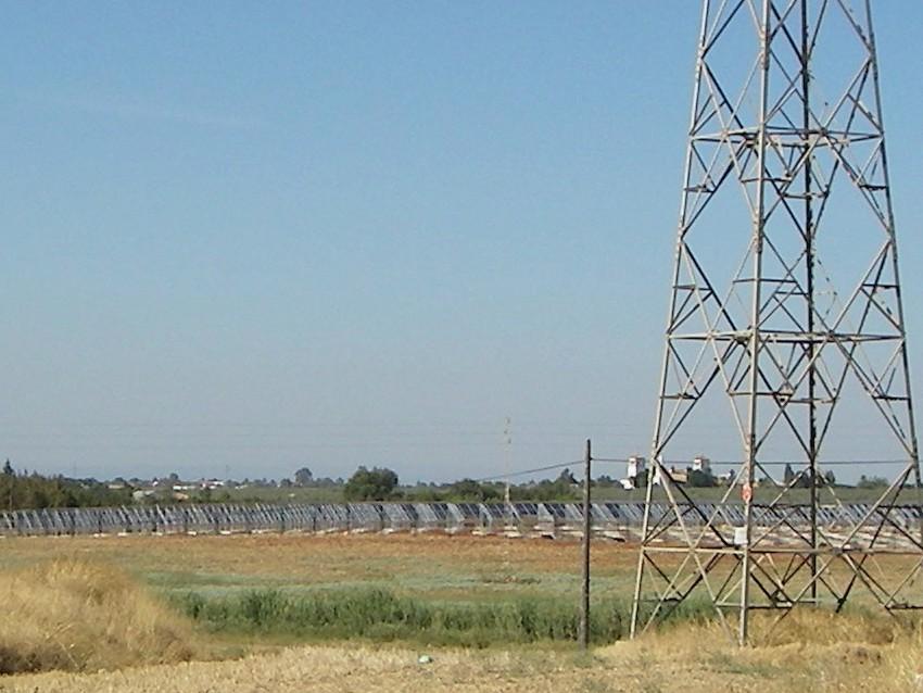 Central Solar de 1300 kW
